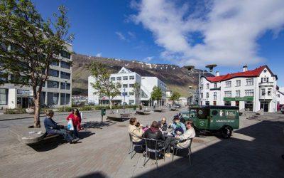Frábær afmælisfagnaður á Ísafirði