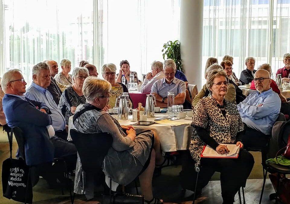 Allt um Landsfund LEB 2020 og skorinorðar ályktanir fundarins