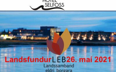 Landsfundur LEB 2021 – Upplýsingar, dagskrá, fundargögn o.fl.