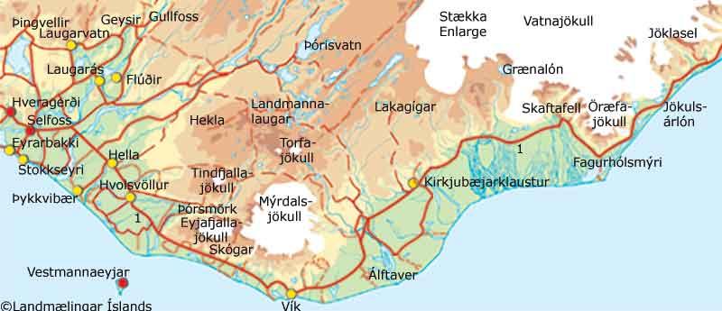 Eldra fólk á Suðurlandi hefur stofnað aðgerðarhóp